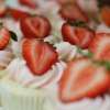 strawberriescupcake